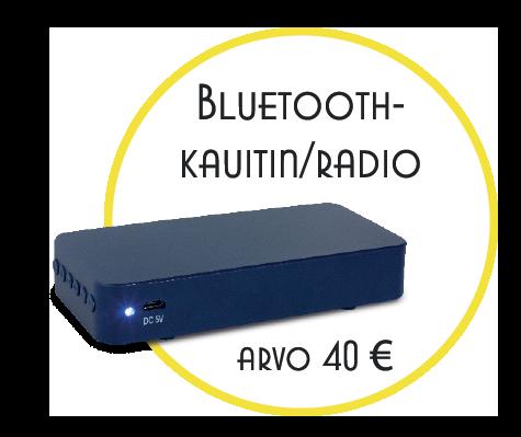 Kuva Bluetooth-kauittimesta